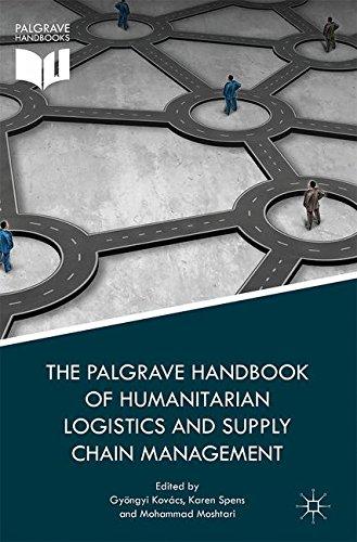 Palgrave Handbook Humanitarian Logistics Management PDF