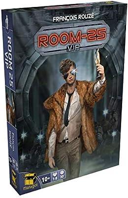 Matagot- Room 25: VIP, Color (MT-ROOM-VIP-002): Amazon.es: Juguetes y juegos