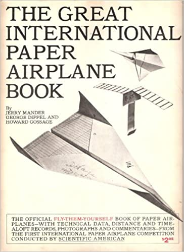 Great International Paper Airplane Book, The: Jerry, Et Al