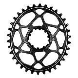 Absolute Black SRAM Oval Boost148 - Cadena de tracción de Montaje Directo