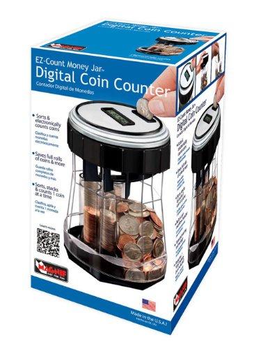 Mag-Nif EZ-Count Money Jar
