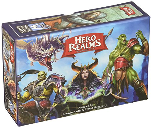 Hero Realms The Card Game (Best Company Of Heroes Game)