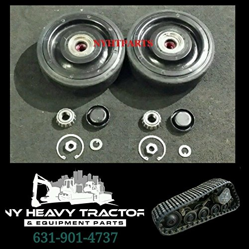 Caterpillar / Asv / Terex 2238398 223-8398 Rear Bogie Wheel Kit 10