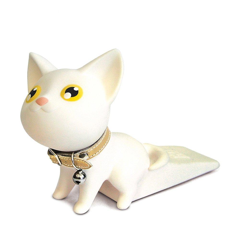 Faironly en Vinyle PVC Mignon Creative Cat Buté e de Porte Cale Porte Enfant Porte Protection é viter Les Pince