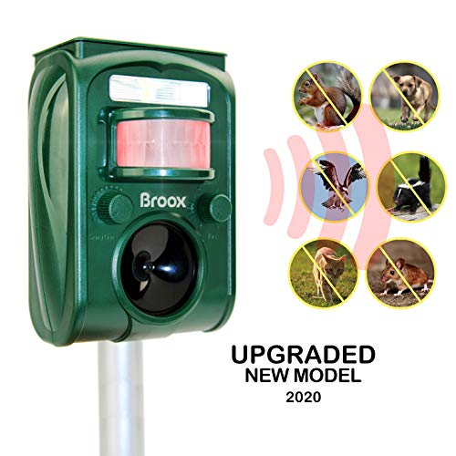Broox Solar Animal Repeller
