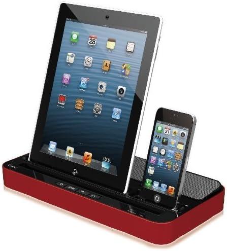 Multi-Function Docking Station Charger Speaker iPhone 3G//4//4S//iPad//iPad2//iPad3