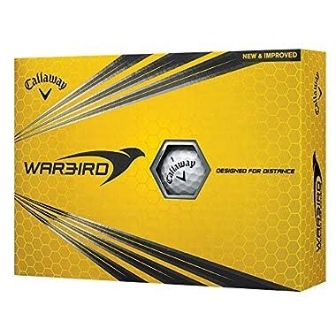 Callaway Warbird Golf Balls (One Dozen)