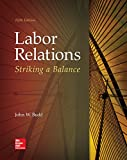 img - for Labor Relations: Striking a Balance book / textbook / text book