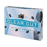 2018-19 Upper Deck Clear Cut Hockey Hobby 15-Box