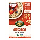Nature's Path Organic Instant Hot Oatmeal, Original, 14 Ounce (Pack of 6)