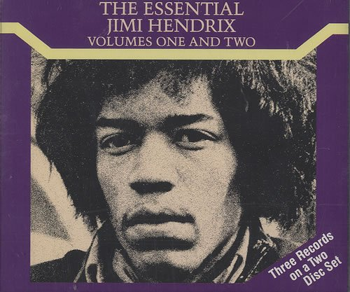 The Essential Jimi Hendrix, Volumes One and Two