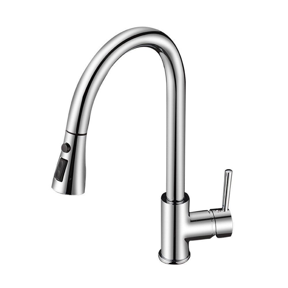 Decorry Die Küche Wassertank Ist Kalt Und Heiß.Sie Drehen können Das Waschbecken Ziehen Wasserhahn Aufgedreht.