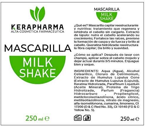 Mascarilla para el pelo Milk Shake, con proteínas de leche ...