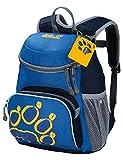 Jack Wolfskin Kid's Little Joe Backpack, Night Blue