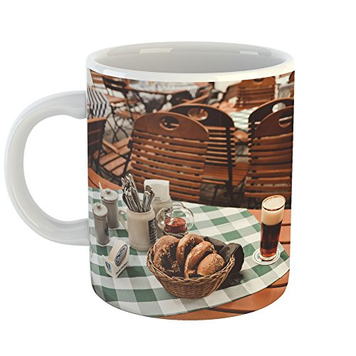 (Westlake Art - Pretzel Place - 11oz Coffee Cup Mug - Modern Picture Photography Artwork Home Office Birthday Gift - 11 Ounce (A504-12688))