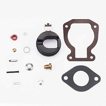 398453 Carburetor Repair/Rebuild Carb Kit con flotador 4-15 hp Auto Carburetor Kit Regard: Amazon.es: Electrónica