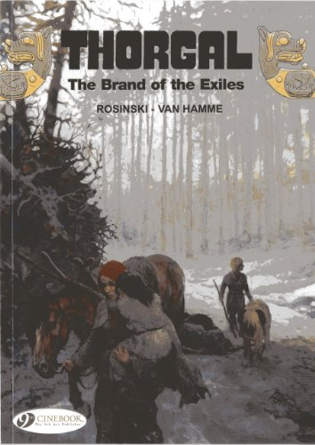 The Brand of the Exiles (Thorgal)