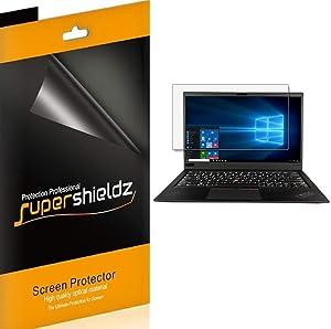 Supershieldz (3 Pack) for Lenovo ThinkPad X1 Carbon (6th Generation) Screen Protector, Anti Glare and Anti Fingerprint (Matte) Shield