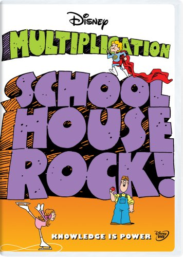 - Schoolhouse Rock: Multiplication Classroom Edition [Interactive DVD]