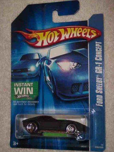 Amazon.com: # 2006 – 206 Ford Shelby GR-1 coche de concepto ...