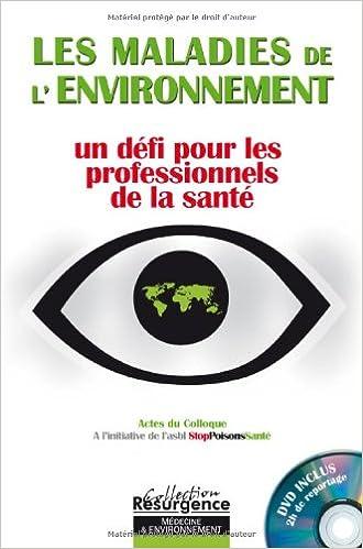 Livres gratuits Maladies de l'environnement epub pdf