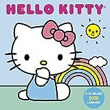 2018 Hello Kitty Wall Calendar (Day Dream)