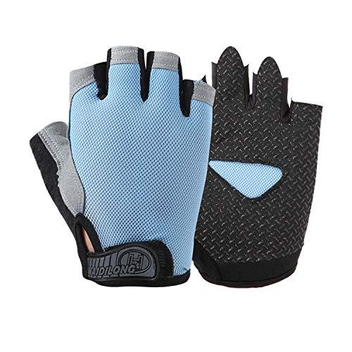 Summer Men/women Fitness Gloves Gym Weightlifting Cycling Yoga Bodybuilding Training Thin Breatha