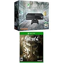 Xbox One 1TB Console - Tom Clancy's The Division Bundle with Fallout 4