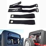 Upgrade Universal Soft Top Sunrider Straps and
