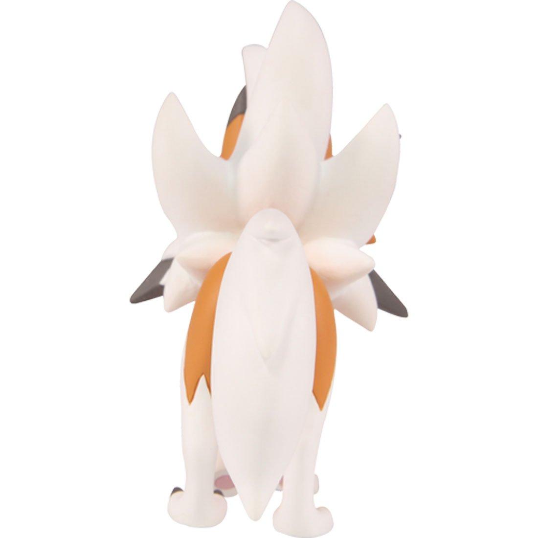 Takaratomy Pokemon Sun /& Moon ESP-15 Lycanroc Dusk Form Action Figure