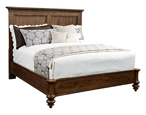 Broyhill Cascade Panel Bed, King - Heritage Panel Bed