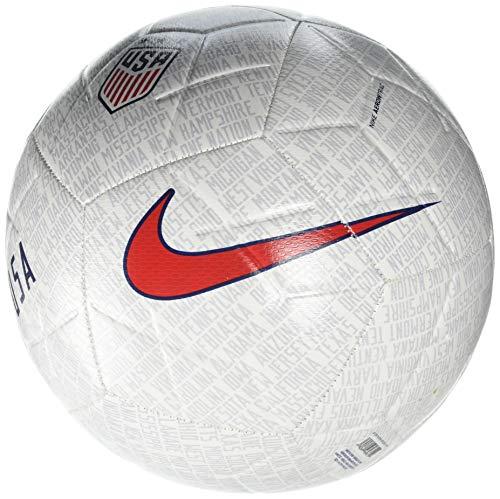 USA Strike Soccer Ball (White, 5)