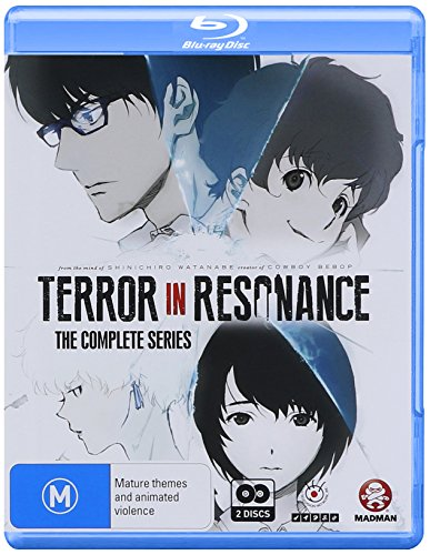 Terror in Resonance Complete Series [Blu-ray]