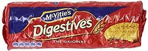 McVitie's Digestive Biscuits -400g 3 Pack, Original