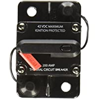BATTERY DOCTOR 31209-7 Manual-Reset Circuit Breaker (200 Amps)