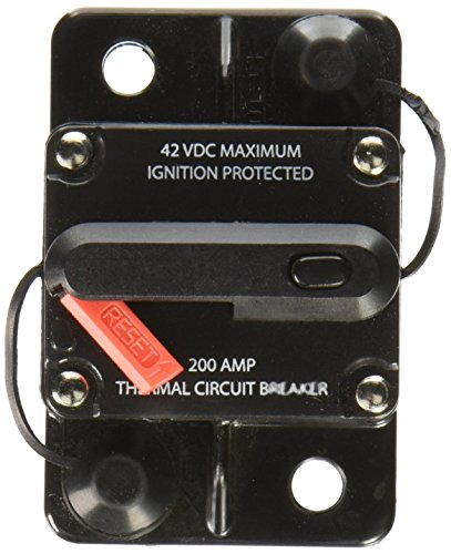 Battery Doctor 31209-7 Manual-Reset Circuit Breaker (200 - Doc Battery