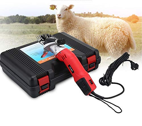 TQ Livestock Products high-Power Electric Wool Shearing Wool Fader User's Good Helper Export for 500W