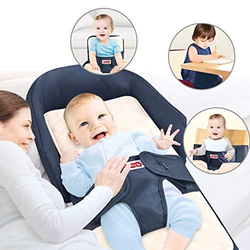 Keraiz - Cama de viaje portátil para bebé recién nacido, colchón para dormir colchón para dormir Stella