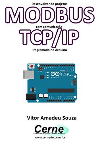 Amazon com: Desenvolvendo projetos MODBUS com comunicação TCP/IP
