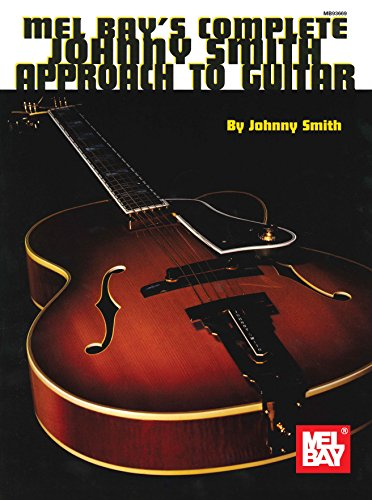 Complete Johnny Smith Approach to Guitar (English Edition)