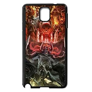 SamSung GalaxyNote3 Black The Legend of Zelda phone cases protectivefashion cell phone cases HYQT5693177