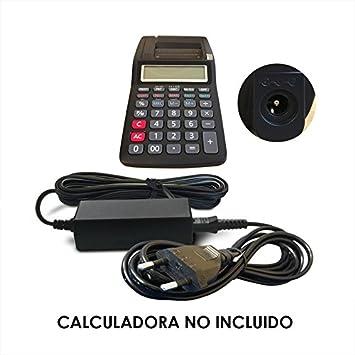 ABC Products® Reemplazo del cable de Casio 6V DC Adaptador ...
