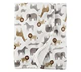 Carter's Safri Plush Blanket