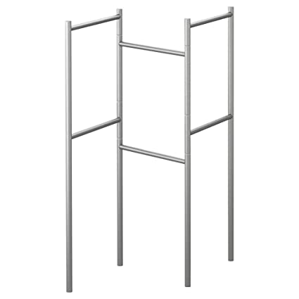 IKEA ASIA Grundtal - Toallero de pie (Acero Inoxidable ...