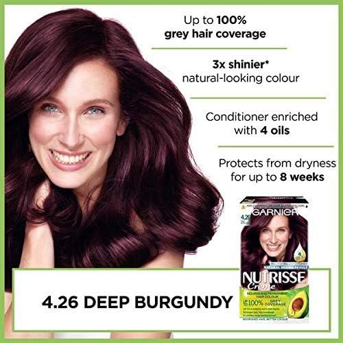Garnier Nutrisse 4.26 - Tinte para el cabello permanente ...