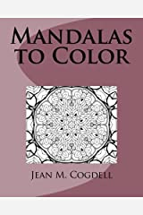 Mandalas to Color: Adult Coloring Book Paperback