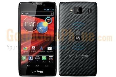 Motorola Droid RAZR HD XT926 Verizon Wireless, 16GB, Black
