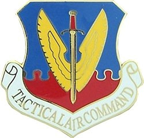 (U.S. Air Force Tactical Air Command Large Pin)