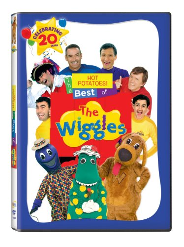 The Wiggles: Hot Potatoes the Best of the Wiggles (The Wiggles The Best Of The Wiggles)