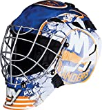 New York Islanders Unsigned Franklin Sports Replica Full-Size Goalie Mask - Unsigned Mask